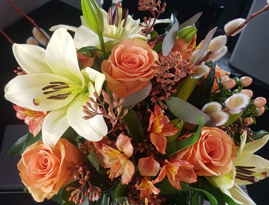 Roses Lily Floral