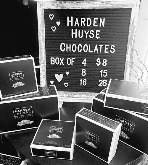 Harden Huyse Chocolates