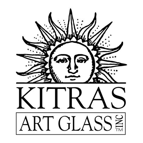 Kitras Art Glass logo